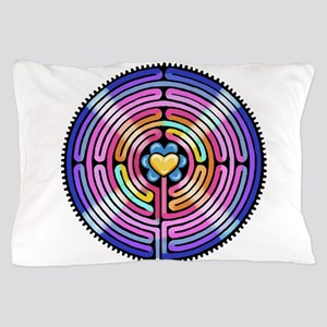 Labryinth Pillow Case
