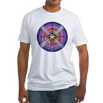 Labryinth Fitted T-Shirt