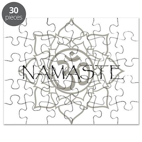 Namaste Om Puzzle