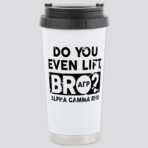 Alpha Gamma Rho Do You Lift Mugs