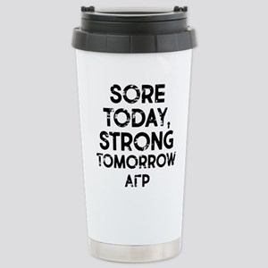 Alpha Gamma Rho Sore Today Mugs