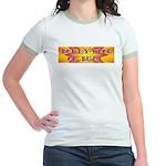 Bollywood or Bust Jr. Ringer T-Shirt