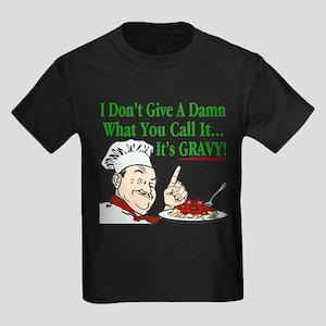 It's Gravy! Kids Dark T-Shirt