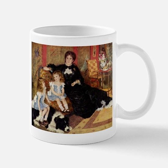 Renoir Family Dog Mug