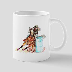 Barrel Racer Mug