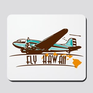 """Take-off"" Logo Mousepad"