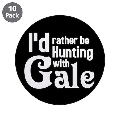"HungerGamesMovie Gale 3.5"" Button (10 pack)"