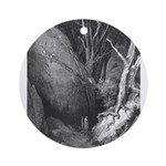 Canto1-Virgil Ornament (Round)