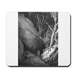 Canto1-Virgil Mousepad