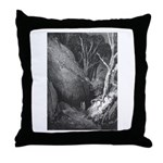 Canto1-Virgil Throw Pillow