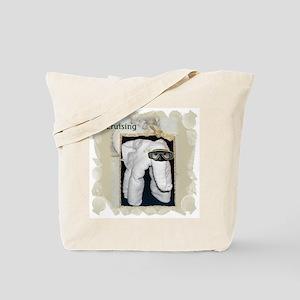Towel Animal Tote Bag
