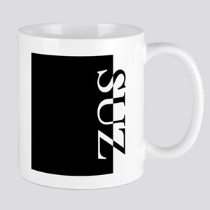 SUZ Typography Mug