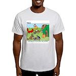 KNOTS Woodland Creatures Cartoon Light T-Shirt