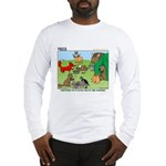 KNOTS Woodland Creatures Cartoon Long Sleeve T-Shi