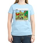 KNOTS Woodland Creatures Cartoon Women's Light T-S