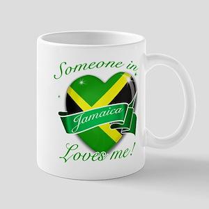 Jamaica Flag Design Mug