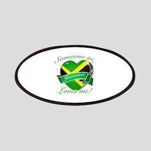 Jamaica Flag Design Patches