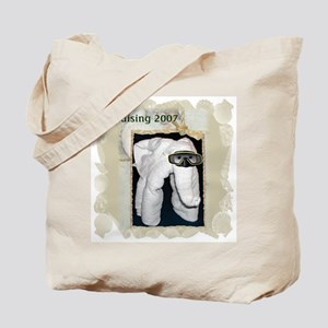 Towel Animal 2007 Tote Bag