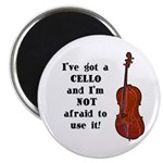 I've Got a Cello Magnet