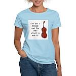 I've Got a Cello Women's Pink T-Shirt