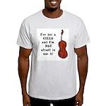 I've Got a Cello Ash Grey T-Shirt