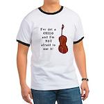I've Got a Cello Ringer T