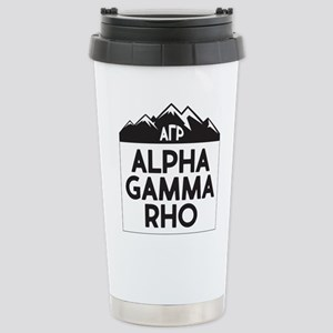 Alpha Gamma Rho Mountains Mugs