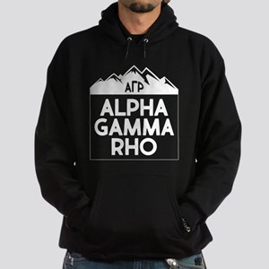 Alpha Gamma Rho Mountains Sweatshirt