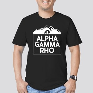 Alpha Gamma Rho Mountains T-Shirt