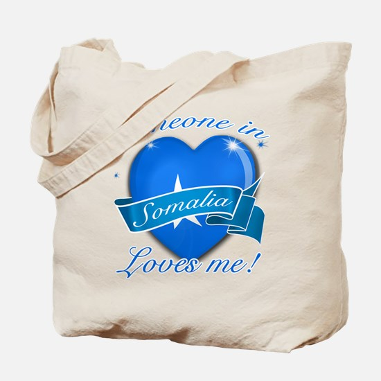Somalia Flag Design Tote Bag