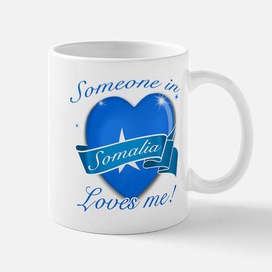 Somalia Flag Design Mug