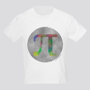 Rainbow Pi Kids Light T-Shirt