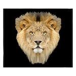 African Lion King Duvet