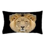 African Lion Pillow Case