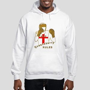 England GB Boxing Hooded Sweatshirt