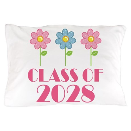2028 School Class Cute Pillow Case