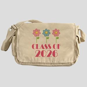 2026 School Class Messenger Bag