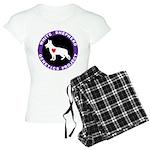 White Shepherd Genetics Proje Women's Light Pajama