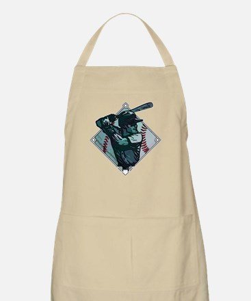 Baseball Diamond Batter Apron