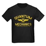 QUANTUM MECHANICS Kids Dark T-Shirt