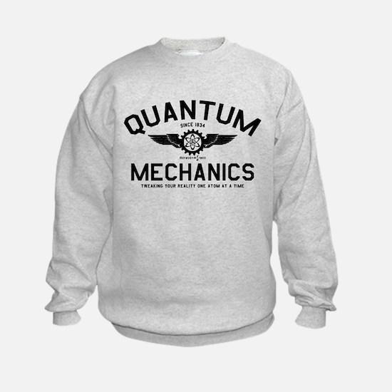 QUANTUM MECHANICS Sweatshirt