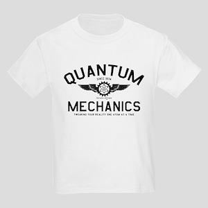 QUANTUM MECHANICS Kids Light T-Shirt