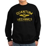 QUANTUM MECHANICS Sweatshirt (dark)