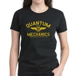 QUANTUM MECHANICS Women's Dark T-Shirt