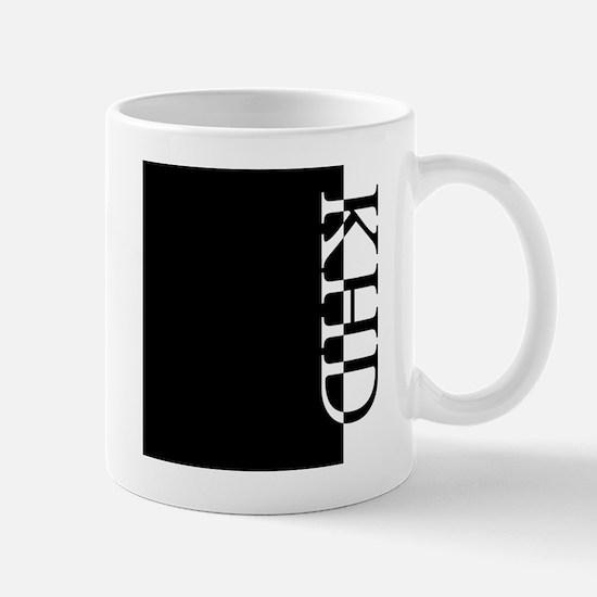 KHD Typography Mug