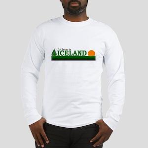 icelandbetter Long Sleeve T-Shirt