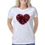 Big red heart Women's Classic T-Shirt