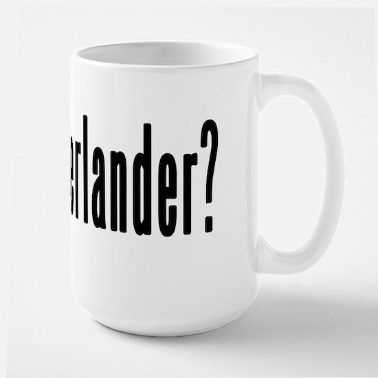 GOT MUNSTERLANDER Large Mug