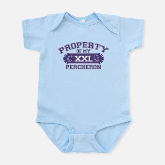 Percheron PROPERTY Infant Bodysuit