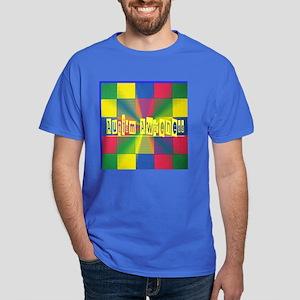 Autism Awareness Blocks Dark T-Shirt